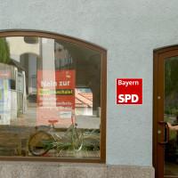 Foto der Geschäftsstelle in Traunstein